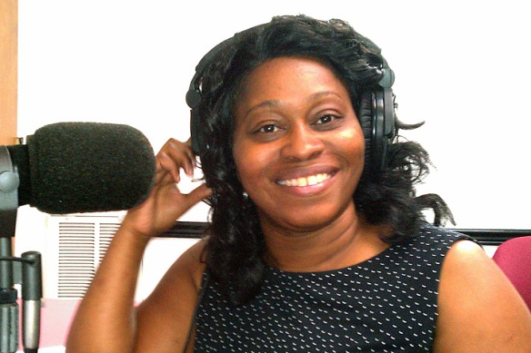 "Radio Producer Valerie Davis Radio Show ""Just Live, Laugh, Love Show.  It's Just Life...With Just Val"""