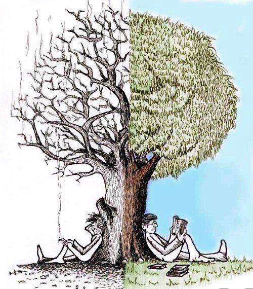 Yeni Kitap @YeniKitap 8 May 2013 Kitap okuyan ve okumayan iki insan arasındaki fark.. #benihayatabağlar